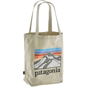 Patagonia Market Tote, line logo ridge/bleached stone